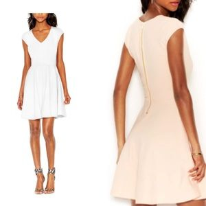 Bar III Womens A-Line Fit & Flare Dress Size Med